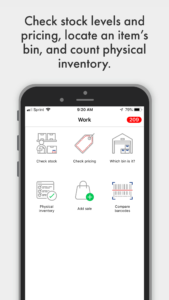 inventory tracking app
